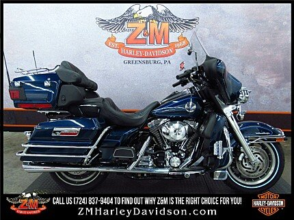 2002 Harley-Davidson Touring for sale 200499342