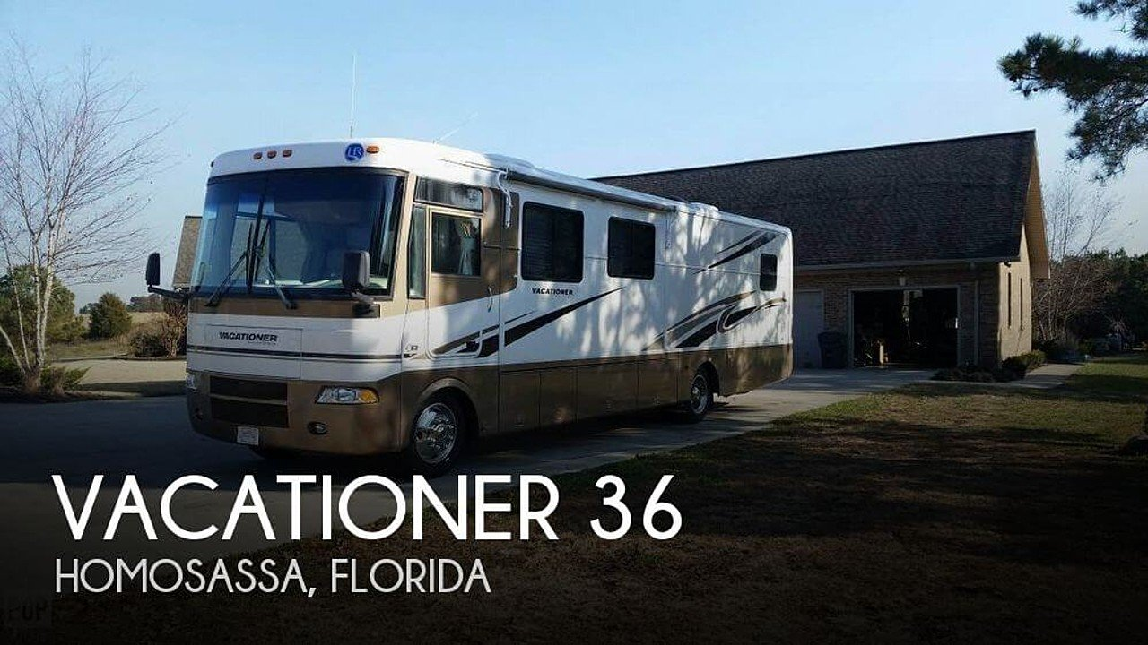 2002 Holiday Rambler Vacationer for sale 300141038