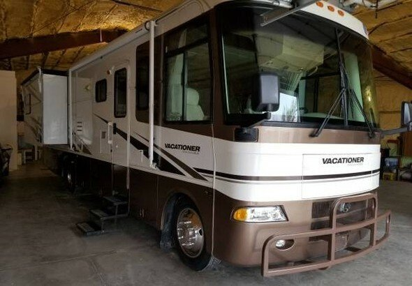 Holiday Rambler Rvs For Sale Rvs On Autotrader