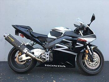 2002 Honda CBR954RR for sale 200515427