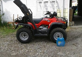 2002 Honda FourTrax Foreman for sale 200385229