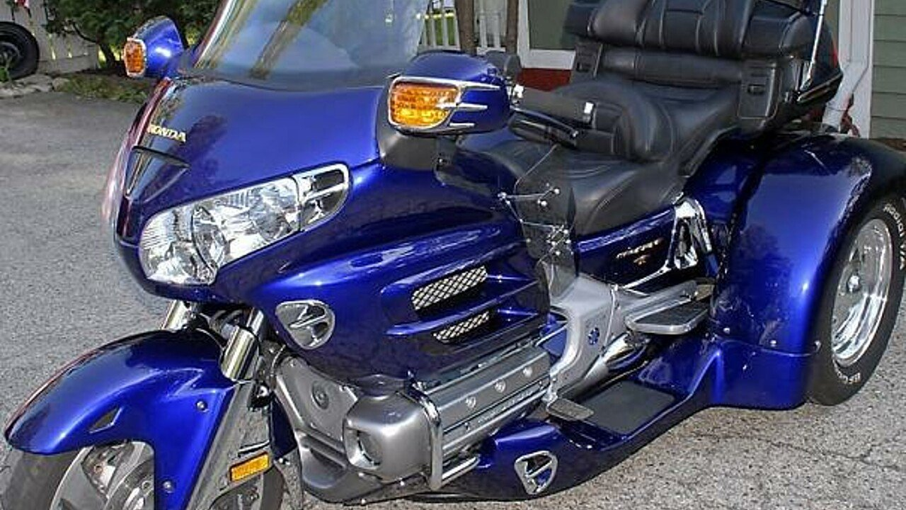 2002 Honda Gold Wing ABS for sale 200362440