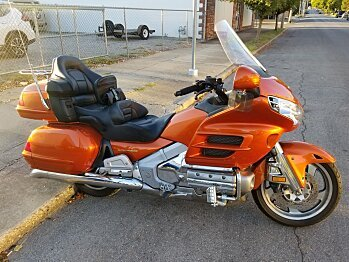 2002 Honda Gold Wing for sale 200495937