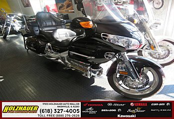 2002 Honda Gold Wing for sale 200503311