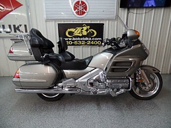 2002 Honda Gold Wing for sale 200581029