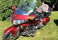 2002 Honda Gold Wing for sale 200471912