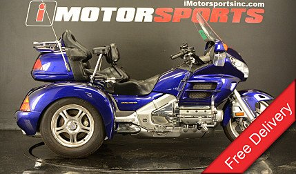 2002 Honda Gold Wing for sale 200476200