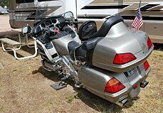 2002 Honda Gold Wing for sale 200477221