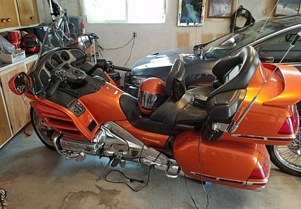 2002 Honda Gold Wing for sale 200485317