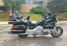 2002 Honda Gold Wing for sale 200488307