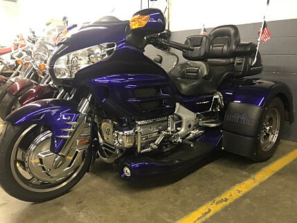 2002 Honda Gold Wing for sale 200533552