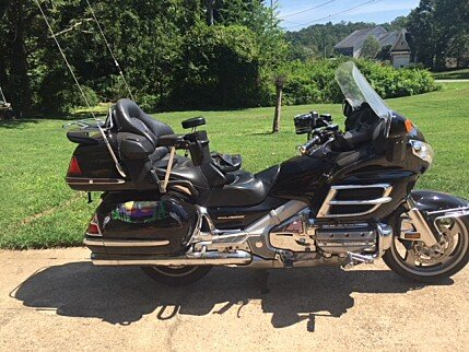 2002 Honda Gold Wing for sale 200534813