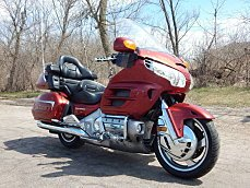 2002 Honda Gold Wing for sale 200572200
