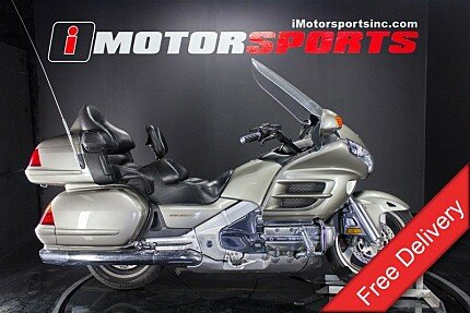 2002 Honda Gold Wing for sale 200576801