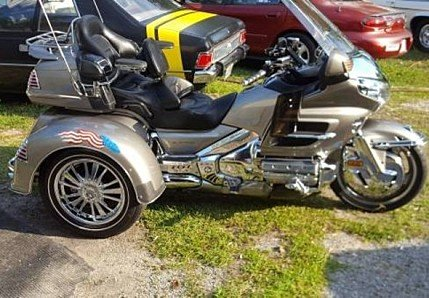 2002 Honda Gold Wing for sale 200577841