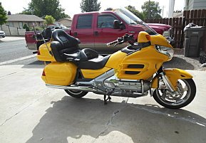 2002 Honda Gold Wing for sale 200587063