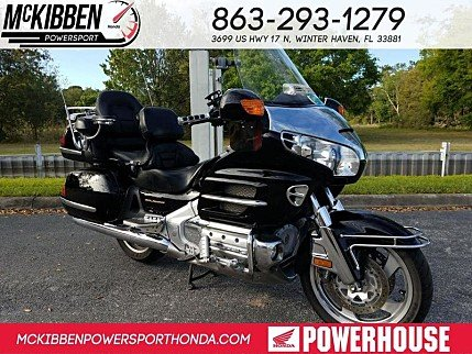 2002 Honda Gold Wing for sale 200589254