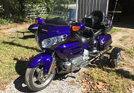 2002 Honda Gold Wing for sale 200610217