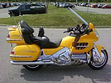 2002 Honda Gold Wing for sale 200610356