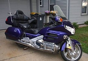 2002 Honda Gold Wing for sale 200612225