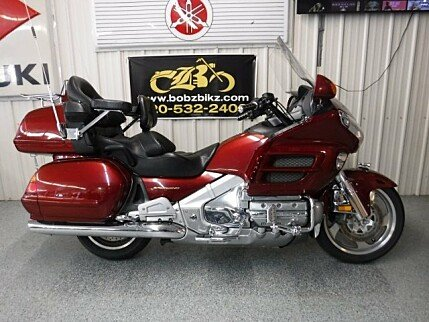 2002 Honda Gold Wing for sale 200630160