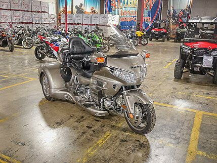 2002 Honda Gold Wing for sale 200632258
