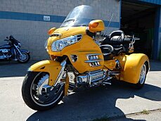 2002 Honda Gold Wing for sale 200639607
