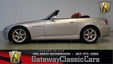 2002 Honda S2000 for sale 100894172