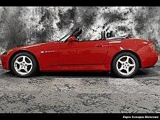 2002 Honda S2000 for sale 101051089