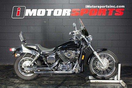 2002 Honda Shadow for sale 200550032