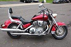 2002 Honda VTX1800 for sale 200506104