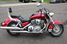 2002 Honda VTX1800 for sale 200629168