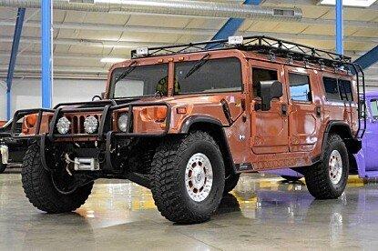 2002 Hummer H1 4-Door Wagon for sale 100816283