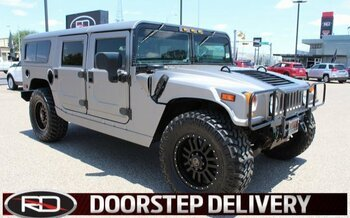 2002 Hummer H1 4-Door Wagon for sale 101001099