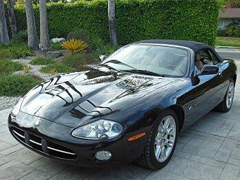 2002 Jaguar XK8 Convertible for sale 100772726