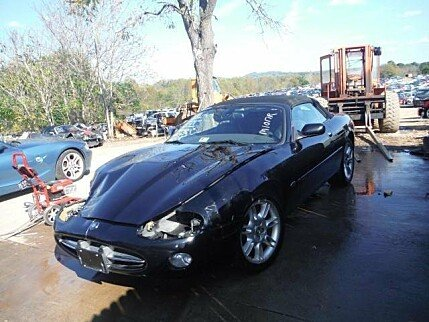 2002 Jaguar XK8 Convertible for sale 100749577