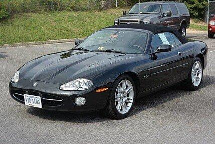 2002 Jaguar XK8 Convertible for sale 100893575