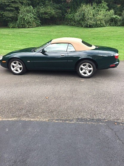 2002 Jaguar XK8 Convertible for sale 100907065