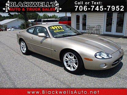 2002 Jaguar XK8 Coupe for sale 101005477