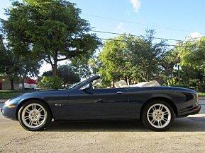 2002 Jaguar XK8 Convertible for sale 101011552