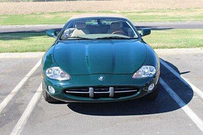 2002 Jaguar XK8 Convertible for sale 101048639