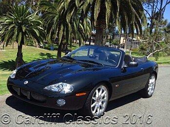 2002 Jaguar XKR Convertible for sale 100784898