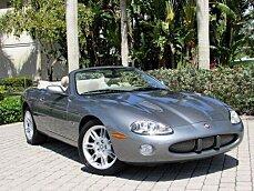 2002 Jaguar XKR Convertible for sale 100926432