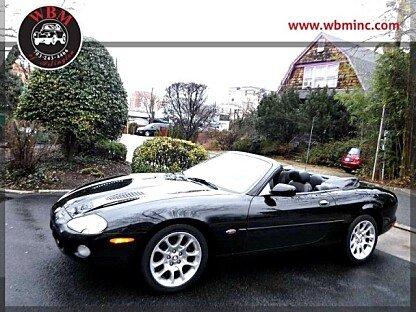 2002 Jaguar XKR Convertible for sale 100946254