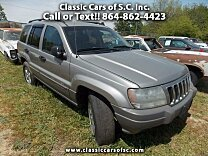 2002 Jeep Other Jeep Models for sale 100766725