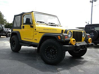 2002 Jeep Wrangler for sale 100761047