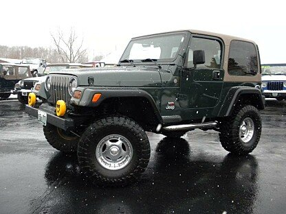2002 Jeep Wrangler for sale 100761049