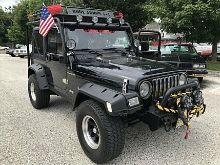 2002 Jeep Wrangler for sale 100894986