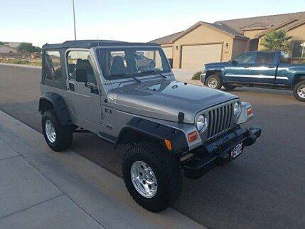 2002 Jeep Wrangler for sale 100993692
