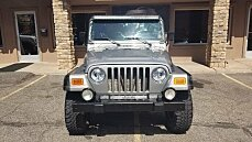 2002 Jeep Wrangler 4WD Sport for sale 101002312